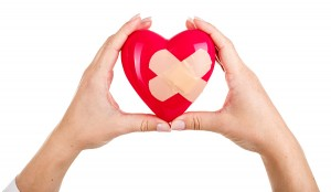 Mended Heart In Hands